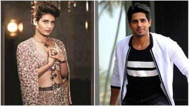 Sidharth Malhotra to NOT Romance Fatima Sana Shaikh in Shotgun Shaadi?