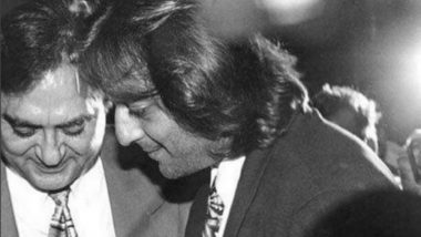Sanjay Dutt Wishes His Late Father, Sunil Dutt, Could See Him Free and His Instagram Post Will Make You Very Emotional