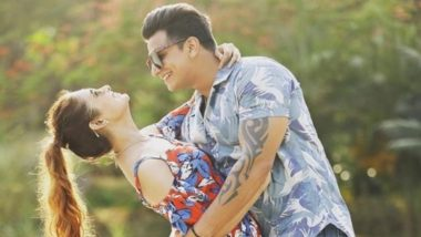 These Videos of Prince Narula Distracting Fiance Yuvika Chaudhary in the Cutest, Romantic Way Are Breaking the Internet