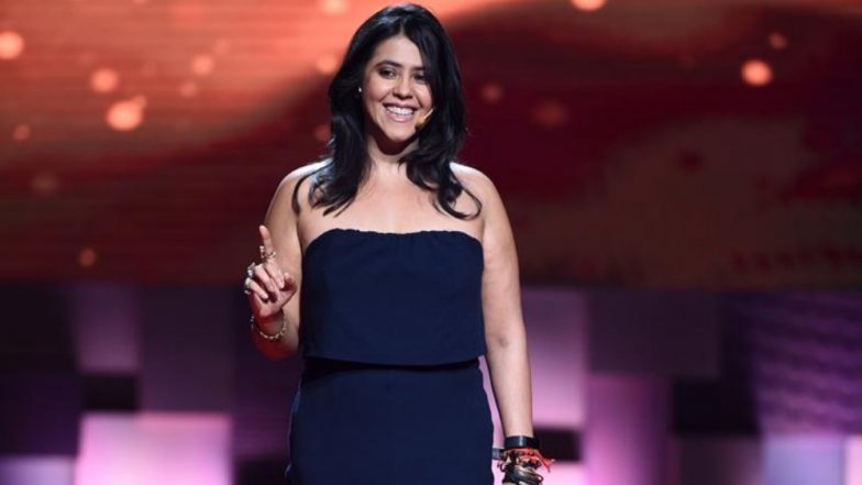 Ekta Kapoor Welcomes Article 370 Abrogation, Says 'I Feel We Should Adopt the 'One Country One Law Policy'