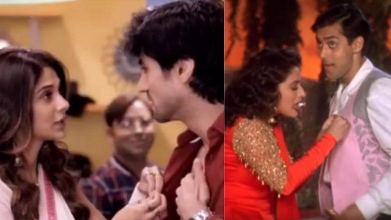 Bepannaah's Jennifer Winget and Harshad Chopra Recreate ...