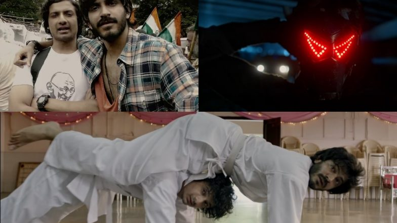 Harshvardhan unveils trailer for his next movie