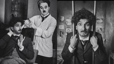Ranveer Singh Pays Tribute to the Legend Charlie Chaplin in These Pictures and It Will Leave You Impressed
