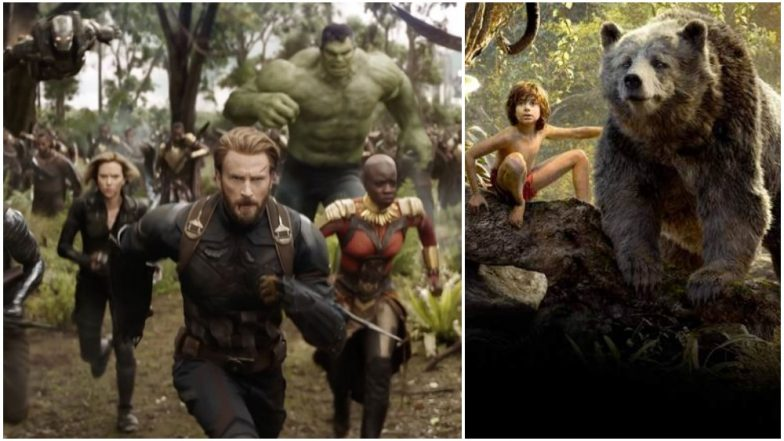 Avengers Infinity War Box Office Collection: Marvel's Film Beats The Jungle Book to be India's Highest Grossing Hollywood Film