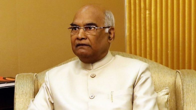 President Ram Nath Kovind to Attend 9th Convocation of YSPUHF in Himachal Pradesh