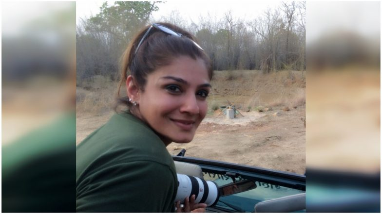 Raveena Tandon To Organise an Exhibition to Showcase Her Wildlife Photographs - Read Deets