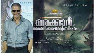 Akshay Kumar Refuses Role in Mohanlal-Priyadarshan's Big-Budget Kunjali Marakkar Biopic?
