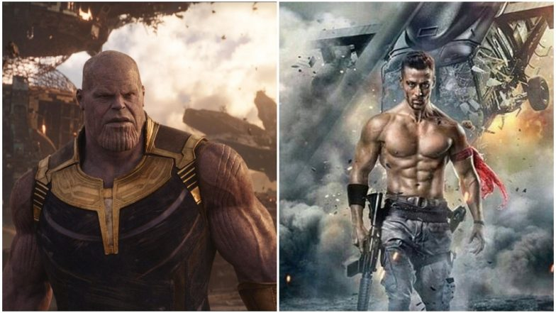 Avengers: Infinity War Box Office: Marvel Film Outscores Tiger Shroff's Baaghi 2 to Be 2018's Second Highest Grosser in India