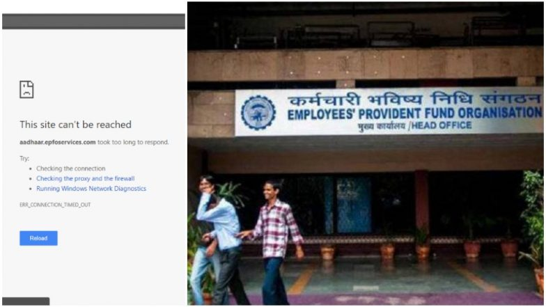 EPFO Data Reportedly Stolen via Its Aadhaar Seeding Service, EPFO Denies Reports