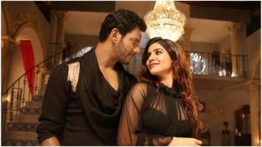 Irumbuthirai Movie Reviews: Vishal and Arjun Shine in This Relevant Cyber-Thriller, Say Critics