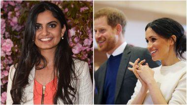 Mumbai Girl Suhani Jalota to Attend Prince Harry And Meghan Markle's Royal Wedding in a Sari