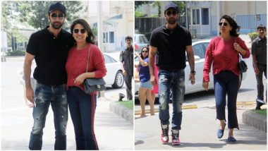 Ranbir Kapoor Wins Our Hearts as He Takes Mom Neetu Kapoor Out for a Lunch Date on Mother's Day - View Pics