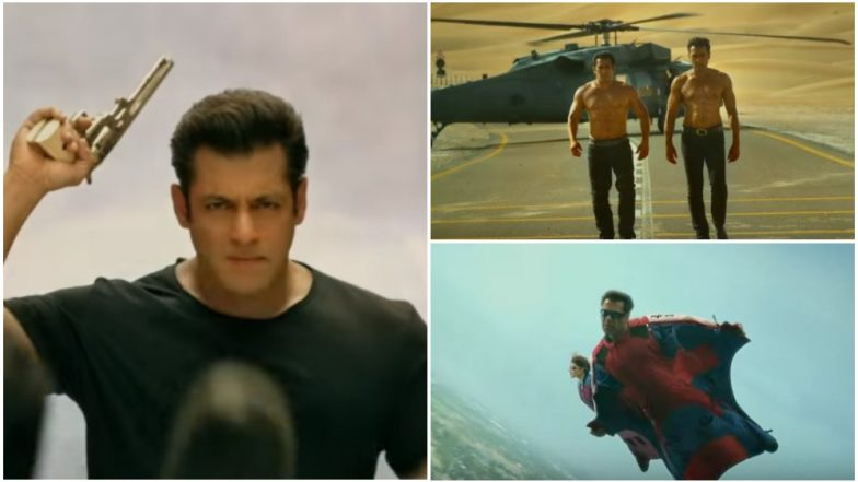 Race 3 Trailer: 10 WTF Moments in Salman Khan and Jacqueline Fernandez's Thriller That are Burned in Our Memories Forever