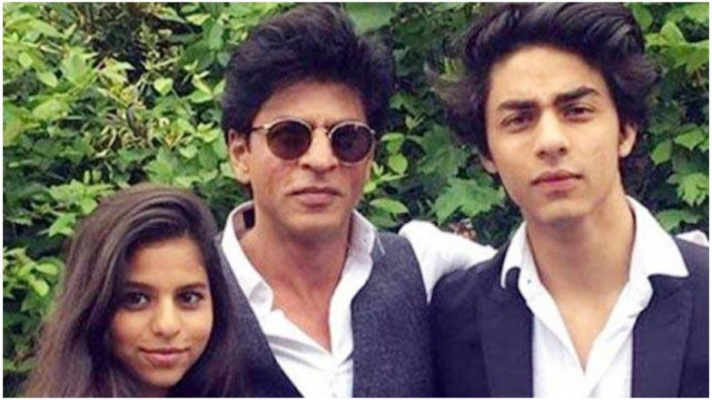 Aryan and Suhana Khan Twinning in Yellow Gets The Perfect Wizard of Oz Comment From Dad Shah Rukh Khan- View Pic Inside
