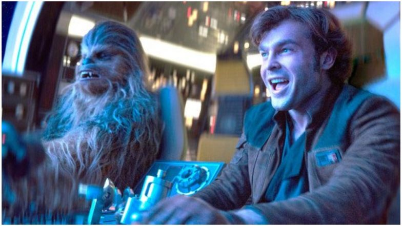 Solo: A Star Wars Story has disappointing opening weekend