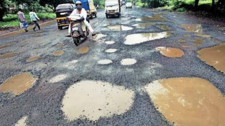 Pothole SHOCKER! 45-Year-Old Crushed to Death in Kalyan by a Truck After He Fell Into a Pothole