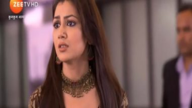 Kumkum Bhagya 30th April 2018 Written Update of Full Episode: Abhi Knows Pragya is Nearby as She returns to India