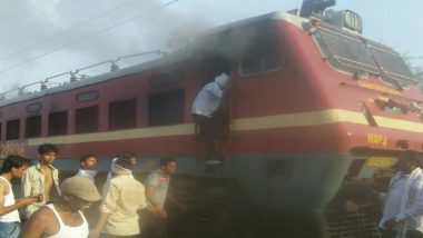 Engine of Howrah-Mumbai Express Catches Fire, Assistant Loco Pilot Killed