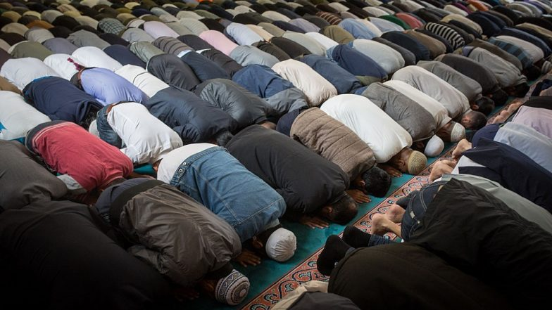 Ramzan Chand Mubarak! Moon Crescent Sighted in Mumbai And Lucknow, Ramadan Fasting Month Begins