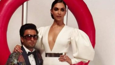 Ranveer Singh Posts A Hot Picture of His But Deepika Padukone Has Already Put Her Claim On It!