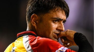 Rashid Khan Grieves as Bomb Blasts Kill 8 During a Cricket Match in Afghanistan