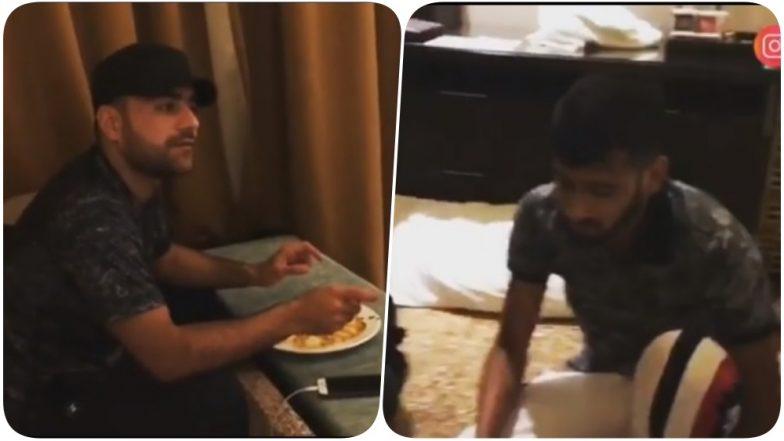 IPL 2018 Diaries Video: Funny Banter Between Khaleel Ahmed & Rashid Khan Is Too Good to Be Missed