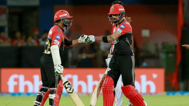 RCB Matches Live Streaming: Here's How to Watch Royal Challengers Bangalore IPL 2019 T20 Cricket Matches Online Free
