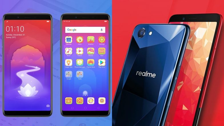 Oppo Realme 1 Launched in India, Priced at Rs 8999; Online Sale via Amazon on May 25