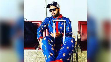 IPL 2018 Diaries: Mumbai Indians' Captain Rohit Sharma Gets Punished, Dons the Emoji Kit