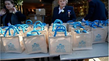 Royal Wedding Gift Bags Available for Sale Online! Lucky Guests Puts Them Up on eBay, Bidding Crosses 45 Lakh Rupees