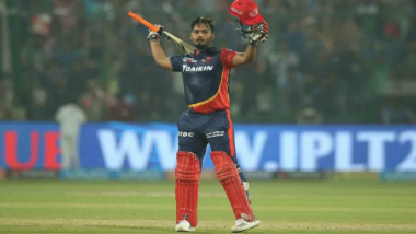 IPL 2018: Rishabh Pant Has a Message for the Selectors, DD Opener Was Angry for Not Being Selected in the Senior Team