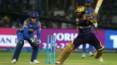 Rajasthan Royals Welcome Kolkata Knight Riders for IPL 2020 Match in Shah Rukh Khan Style (Watch Video)