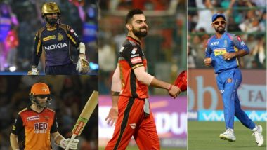 IPL 2018 Day 43: Live Action: Today's Prediction, Current Points Table and Schedule for Today's Matches of IPL 11