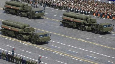 United States Raises Concerns Over India's Decision to Procure S-400 Triumf From Russia