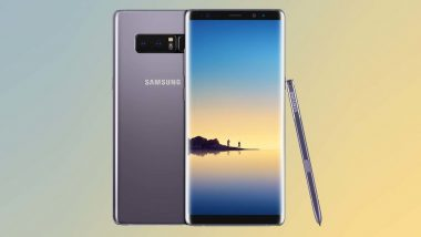 Samsung Galaxy Note 9 Likely to be Announced by June 2018; Might Get Exynos 9815 SoC & Dual Fingerprint Sensor