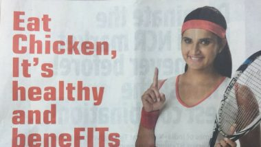 Sania Mirza's Poultry Ad Found Misleading, ASCI Cracks Whip!