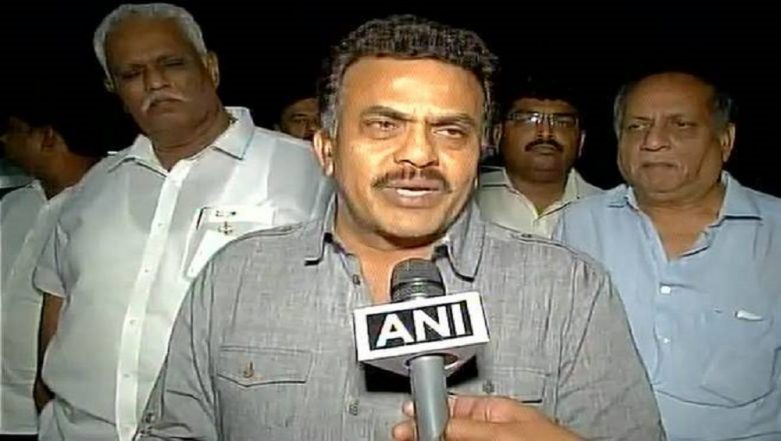 Congress Leader Sanjay Nirupam Writes to Madhuri Dixit, Ratan Tata a Day After Their Meet With Amit Shah, Asks Them Not to Believe 'BJP's Untruths'