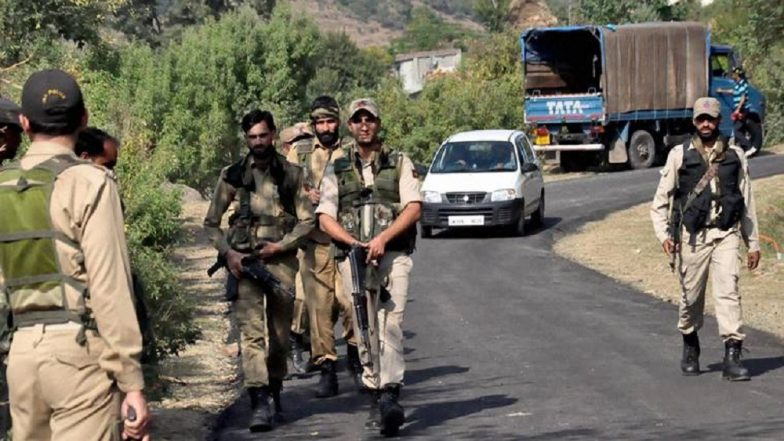Policeman killed in Kashmir