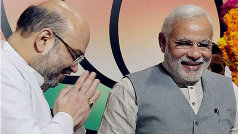 Lok Sabha Election 2019: C-Voter Opinion Poll Says NDA Will Marginally Fall Short of Majority But Likely to Form Government