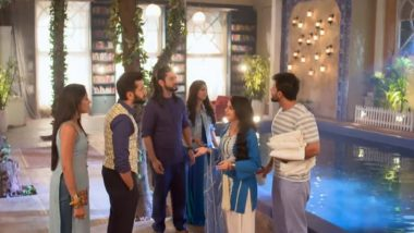 Ishqbaaz 21st May 2018 Written Update of Full Episode: Shivika Stands Against Superstitions As Gauri And Rudra Will Not Listen to Them