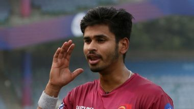 Shreyas Iyer Breaks Rishabh Pant's Score of T20 During Tie Against Sikkim During Syed Mushtaq Ali Trophy 2019