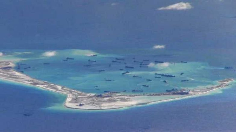 China Lands Long Range H-6K Bombers in Disputed South China Sea; United States Criticised The Move