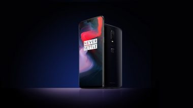 OnePlus Black Friday, Cyber Monday 2018 Deals: Get Discount of Rs 8000 on OnePlus 6 During US Holiday Festive Season