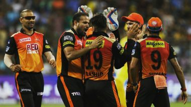 IPL 2018: Will Be Back Next Year 'Stronger', Says SRH Opener Shikhar Dhawan