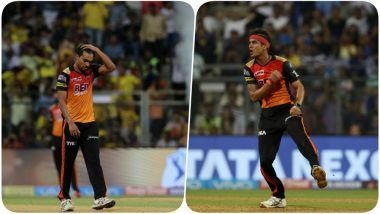CSK vs SRH IPL 2018 Finals Video Highlights: SRH's Sandeep Sharma and Siddharth Kaul Dampen IPL 11 Dreams for the Team