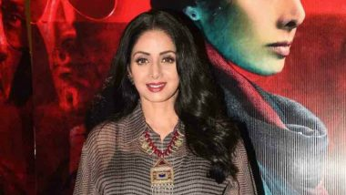 Sridevi to be Honoured Posthumously at 71st Cannes Film Festival 2018