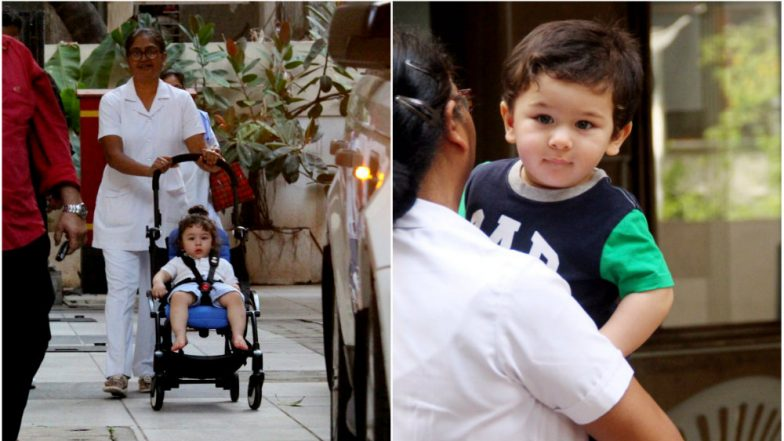 Taimur Ali Khan's Man-Bun And Short Hair Pics: Which One Do You Like the Most?