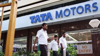 Tata Motors Reports Net Loss of Rs 3,679 Crore in First Quarter