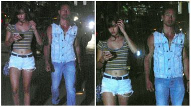 Disha Patani and Tiger Shroff Spotted on a Late Night Date - View Pics