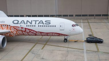 Australian Carrier Qantas To Cut Workforce Citing COVID-19 Impact On Business